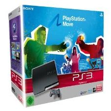 Knallerangebot PS3 Slim mit Move Starter Kit