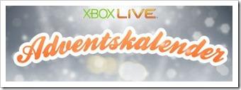 Adventskalender von Xbox Live