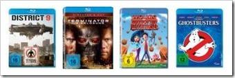 amazon Blu-ray Filme für unter 9 €