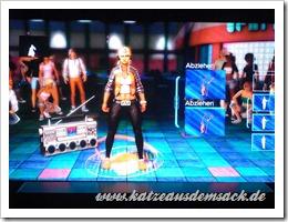 Dance Central, das Tanzspiel für Xbox 360 Kinect