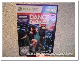 Xbox 360 - Kinect - Dance Central - Tanzspiel