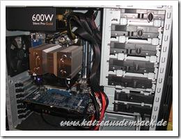 AMD Phenom II X6 1090T PC mit SSD