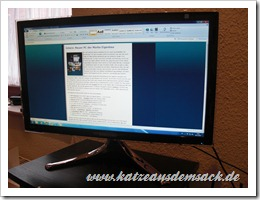 Samsung BX2450L LED Monitor Test