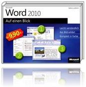 Kostenloses eBook zu Word 2010 herunterladen