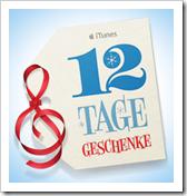 iTunes gratis Downloads - 12 Tage Geschenke