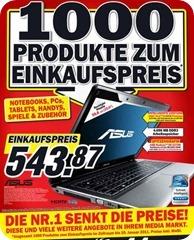 Media Markt - 1000 Produkte zum Einkaufspreis