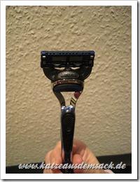 Gillette Fusion ProGilde - Rückseite - Rasierapparat