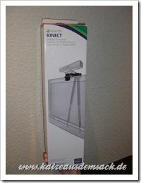 TV-Halterung für Microsoft Kinect Xbox 360 - Testbericht