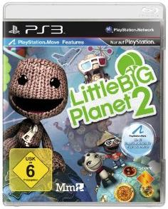 amazon.de Gutschein - Little Big Planet 2 vorbestellen