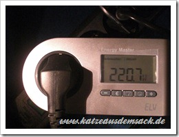 Maximaler Stromverbrauch unter Volllast - PC Eigenbau