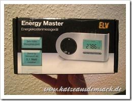 Testbericht Energiekostenmessgerät - ELV Energy Master