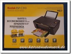 Testkandidat - Kodak ESP-C310 Neuheit