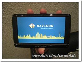 Testbericht Navigon 70 Premium