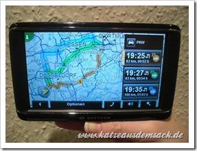 Navigon 70 Premium im Test bei www.katzeausdemsack.de