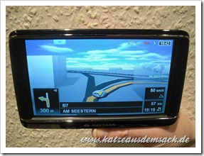 3D City View - Navigon 70 Premium Testbericht