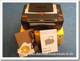 Kodak ESP-310 Multifunktionsdrucker im Test