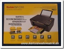 Kodak ESP-310 im Karton