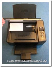 Test des Kodak ESP-310 All-in-One Druckers