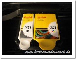 Tintenpatronen für Kodak ESP-C310