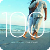 100 Essential Love Songs - Valentinstag