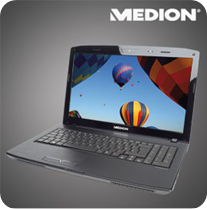 Neues Aldi-Notebook Februar Medion Akoya P6630