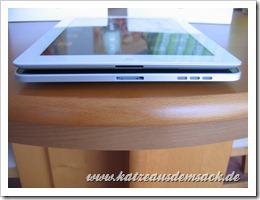 Apple iPad 1 und iPad 2 im Vergleuch