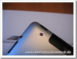 Apple iPad 2 - Kamera auf der Rückseite (720p)