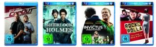 3 Blurays für 27 € bei amazon.de