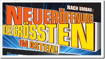 Lokal - Neueröffnung Dresden Saturn