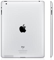 Apple iPad 2 Bilder - Rückseite und Seitenansicht