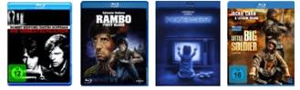 amazon Bluray Angebote - 3 für 30 €
