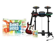 Band Hero Super Bundle mit Hardware billiger