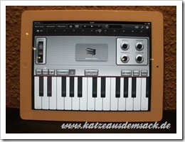 Garage Band - Piano