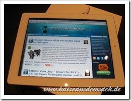 Das iPad 2 bleibt