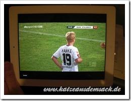 Sky Go - Bundesliga in HD auf dem iPad 2
