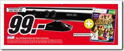 Xbox 360 Kinect und Kinect + Xbox 360 Slim 250 GB günstiger