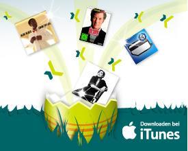 XING sponsert kostenlose iTunes Downloads