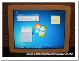 iPad als zweiten Bildschirm an PC und Mac nutzen