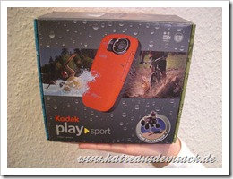 Kodak Playsport Zx5 - wasserdichter Pocket-Camcorder