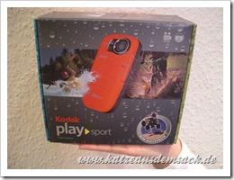 Kodak Playsport Zx5 - wasserdichter Pocket-Camcorder