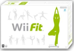 Wii Fit mit Balance Board für unter 50 € (original)