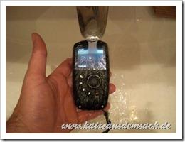 Kodak Playsport Zx5 - Reinigung unter fließendem Wasser