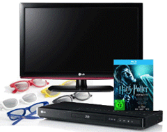 LG Bundle Wochen - Home Entertainment - TV, Bluray, Heimkino