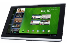 Acer Iconia Tab 16 GB - Angebot amazon.de und Media Markt