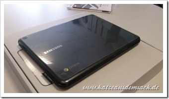 Samsung Series 5 - Chromebook - Chrome OS