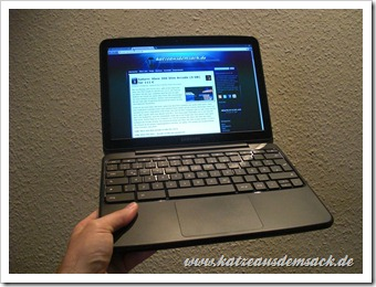 Samsung Series 5 - Chromebook