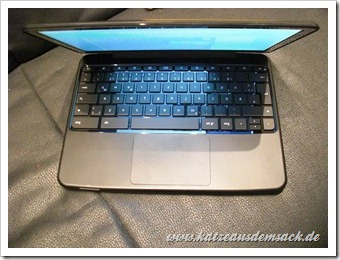 Samsung Series 5 Chromebook mit Google Chrome OS