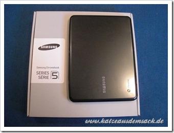 Testbericht Samsung Chromebook Series 5