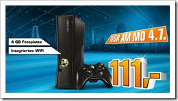 Xbox 360 günstig bei Saturn