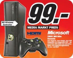 Xbox 360 media markt